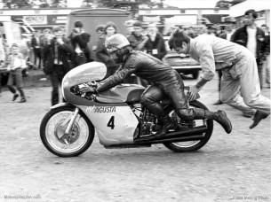 Джакомо Агостини, MotoGP 1965
