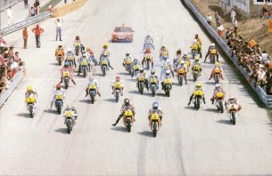 1978,500cc, Гран-При Австрии