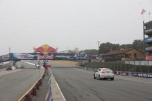 Warm-up MotoGP в Лагуна Сека задерживается