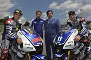 Yamaha подписала спонсорский контракт с BM Group