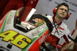 Дебют нового двигателя Ducati в Laguna Seca
