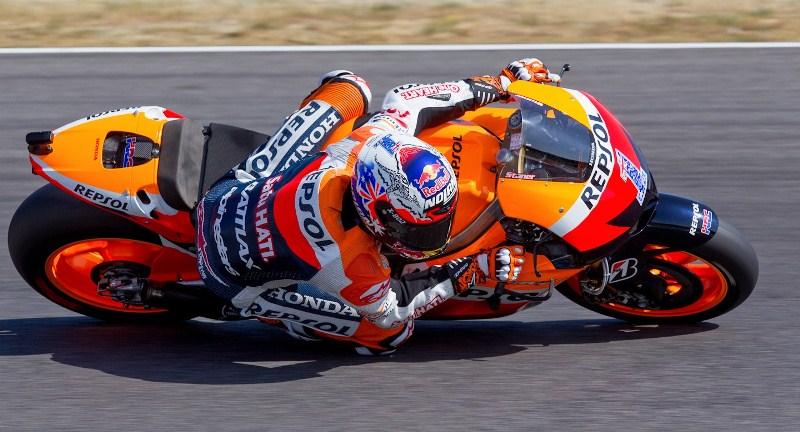 Кейси Стоунер MotoGP Гран-При США 2012
