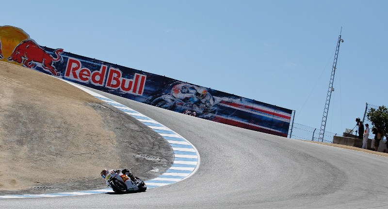Альваро Баутиста MotoGP Гран-При США 2012