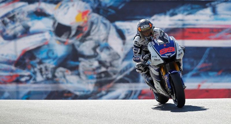 Хорхе Лоренцо MotoGP Гран-При США 2012