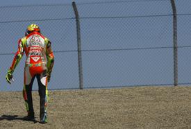 Многократный чемпион MotoGP Валентино Росси