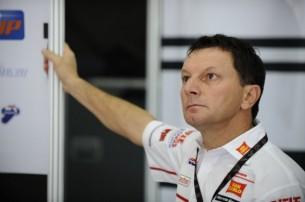 Руководитель команды San Carlo Gresini Honda Фаусто Грезини
