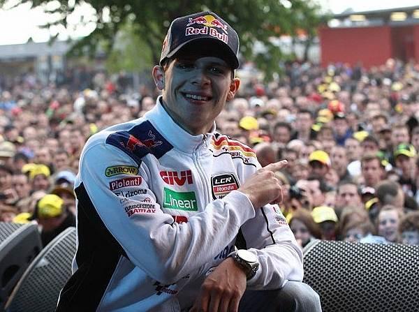 Штефан Брадль, гонщик LCR Honda