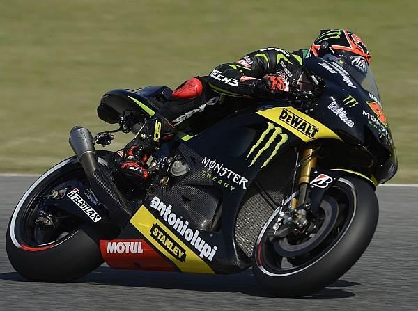 Андреа Довициозо, гонщик Yamaha Tech 3