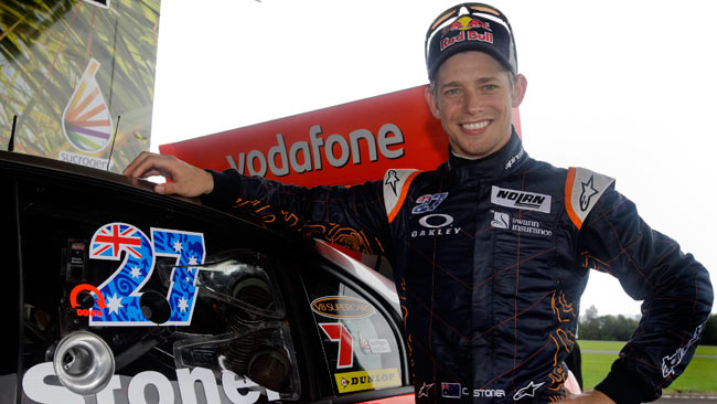 Кейси Стоунер V8 Supercars