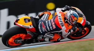 Дани Педроса победил гонку MotoGP Гран-При Чехии в Брно