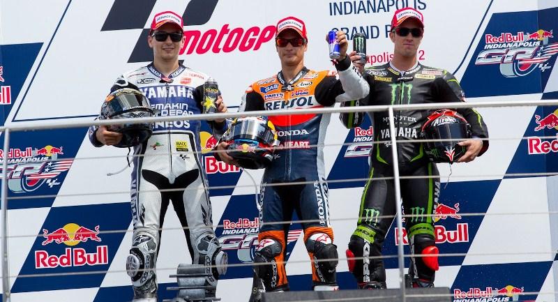 MotoGP Гран-При Индианаполиса 2012