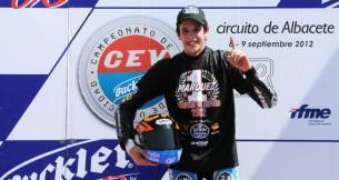 Алекс Маркес – чемпион CEV Buckler 2012 года в категории Moto3