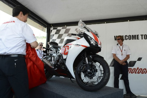 "мотоцикл ""Super Sic"" Honda CBR1000RR продадут с аукциона"