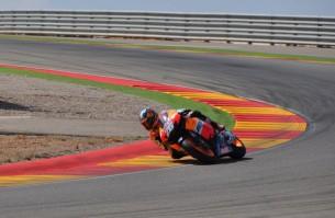 гонщик Repsol Honda Team Дани Педроса