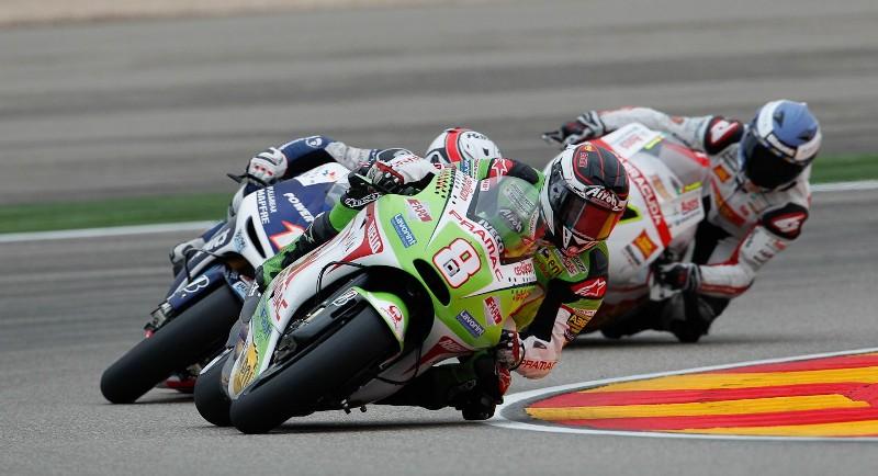 Эктор Барбера, гонщик Pramac Ducati