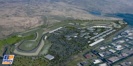 В Уэльсе начинается строительство нового автодрома