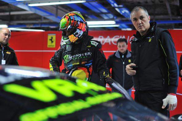 Валентино Росси, Blancpain Endurance Series