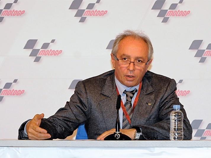 Президент FIM Вито Ипполито