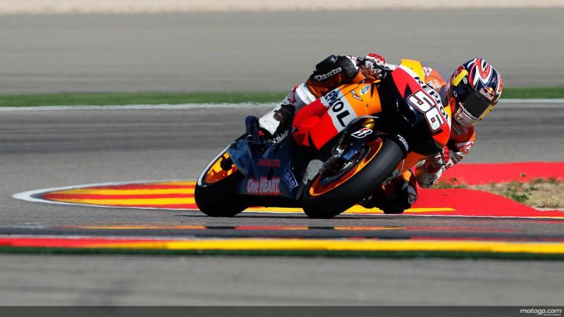 Джонатан Ри, временный гонщик Repsol Honda