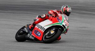 Пилот Ducati Team Ники Хэйден