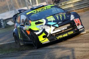 Monza Rally, Валентино Росси