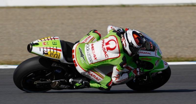Эктор Барбера, гонщик Pramac Racing Team MotoGP