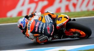 Двукратный чемпион мира MotoGP Кейси Стоунер