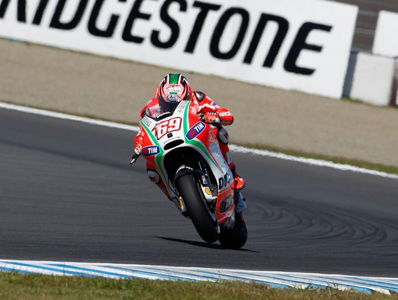 Пилот Ducati Team MotoGP Ники Хэйден