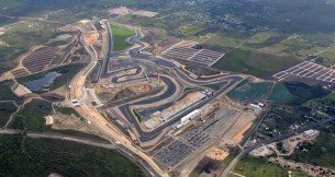 Circuit of The Americas в Остине, штат Техас