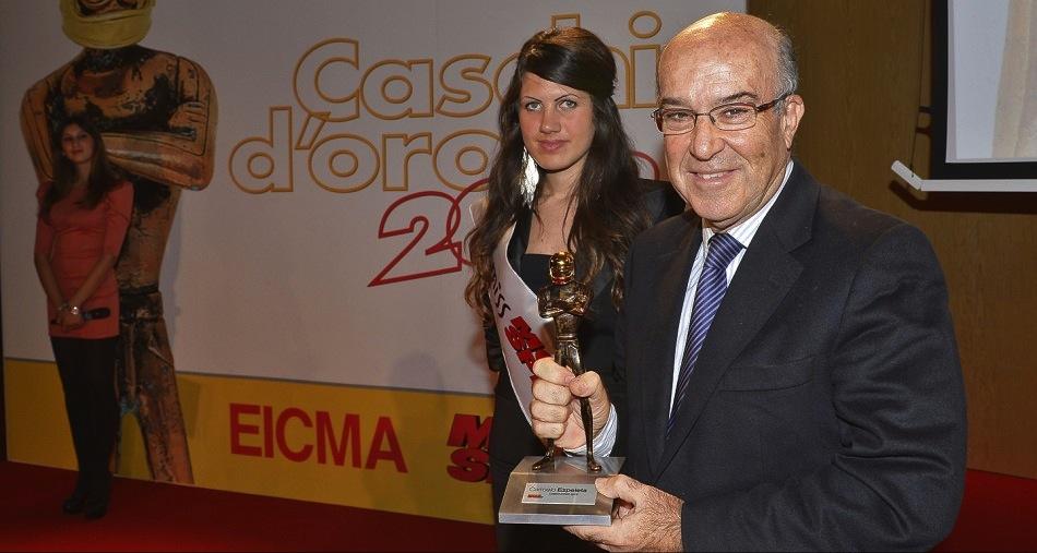 генеральный директор Dorna Sports Кармело Эспелета