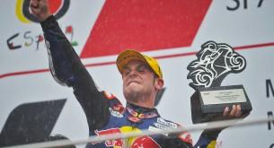Сандро Кортезе, чемпион Moto3 2012
