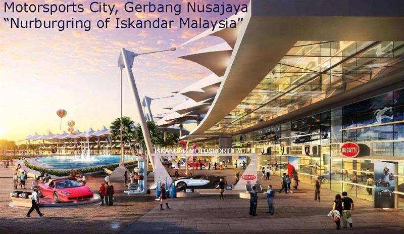 В Малайзии построят новый трек Motorsport City