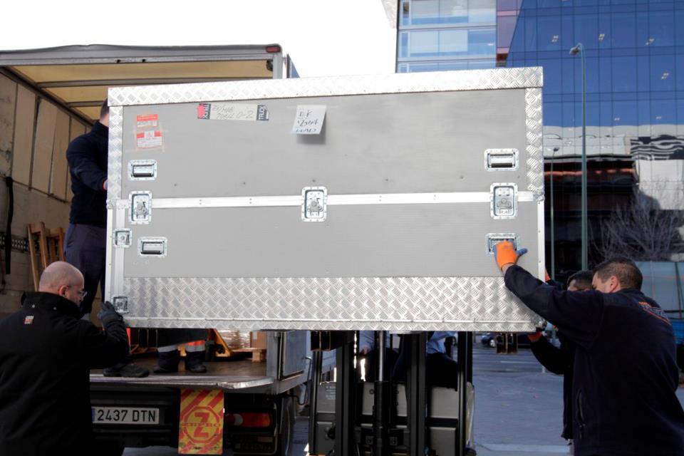 Repsol Honda готовится к официальной презентации команды
