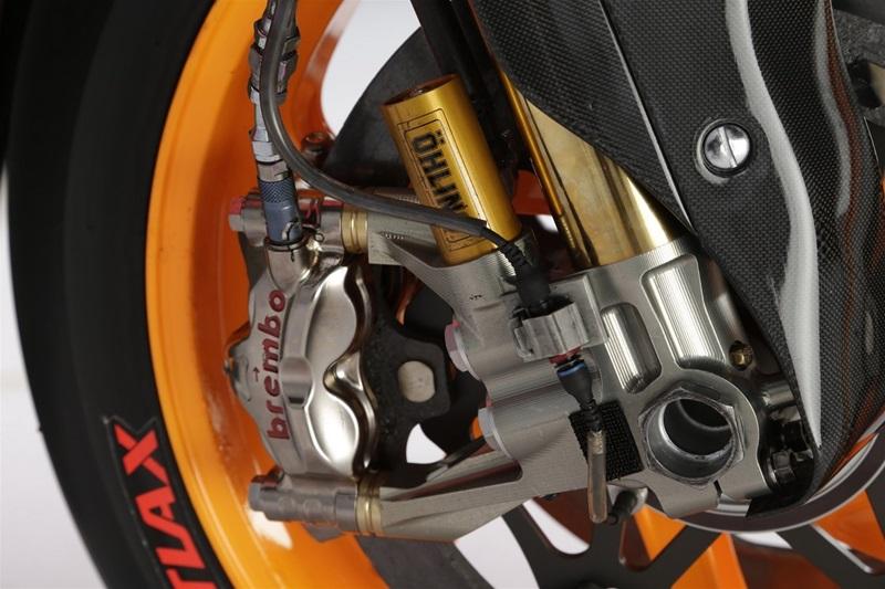 Гоночный прототип Honda RC213V