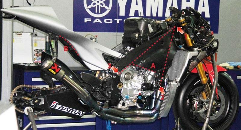 Yamaha YZR-M1 2013