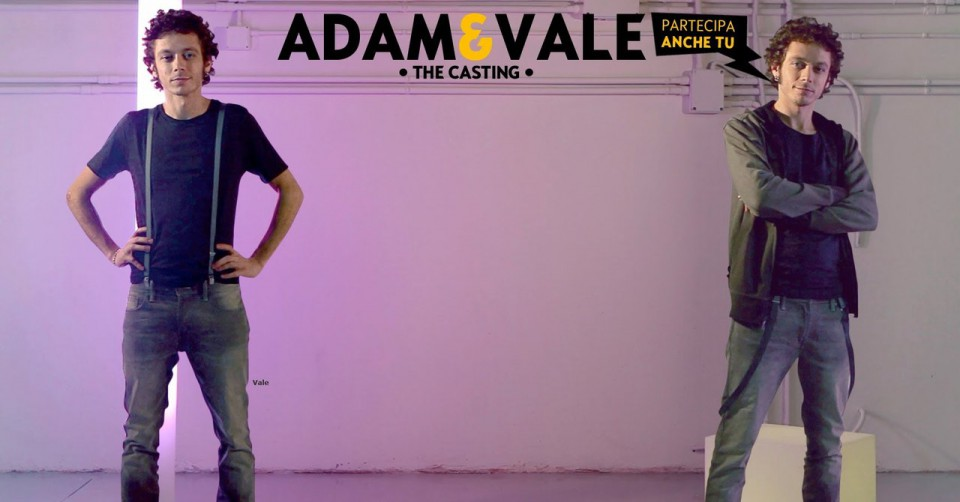 Валентино Росси: Реклама Opel Adam