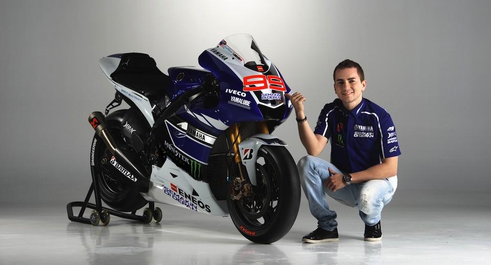 Yamaha Factory Racing представляет ...
