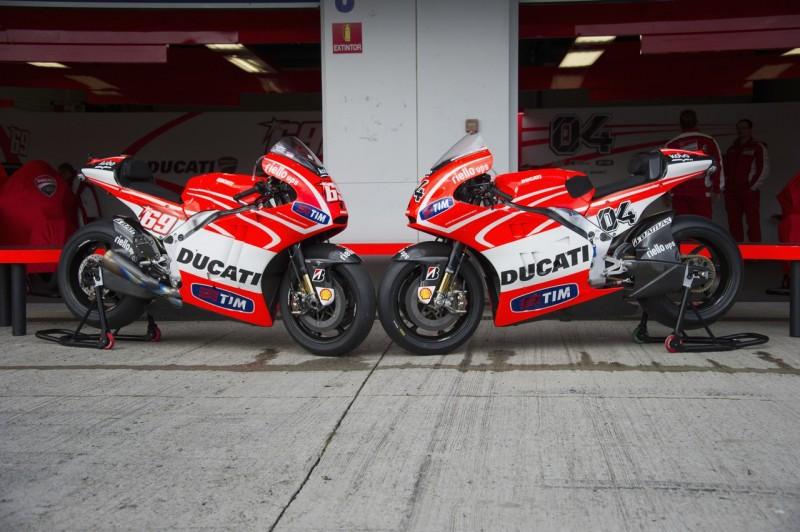 Команда Ducati