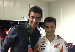 Дани Педроса и Рауль