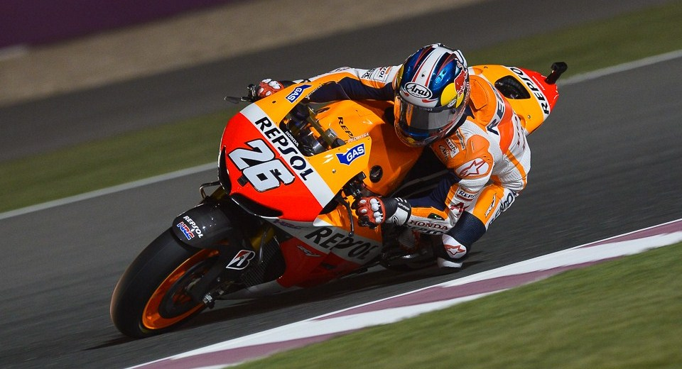 Дани Педроса Repsol Honda MotoGP