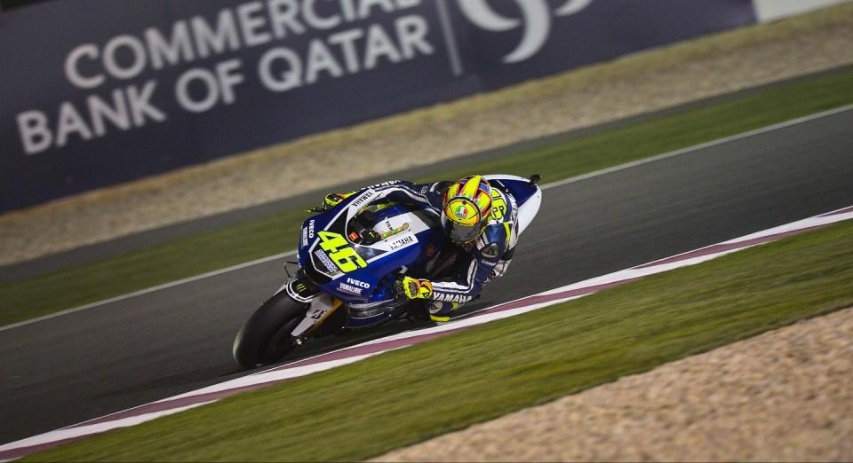 Валентино Росси 2013 Yamaha
