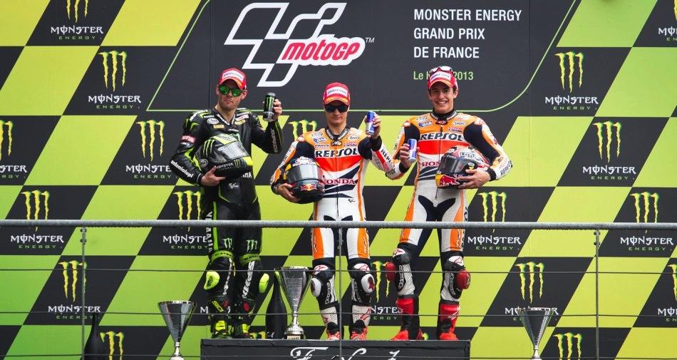 Результаты гонки MotoGP Гран-При Франции 2013
