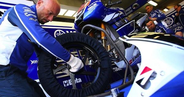 Bridgestone ответил на претензию Хорхе Лоренсо