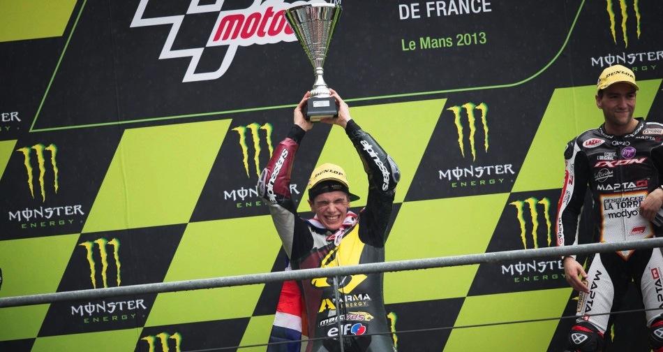 Результаты гонки Moto2 Гран-При Франции 2013