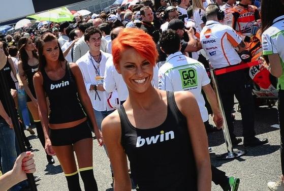 Bwin и MotoGP