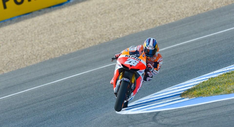 Дани Педроса Гран-При Испании