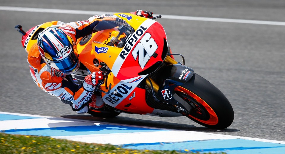Дани Педроса Гран-При Испании 2013