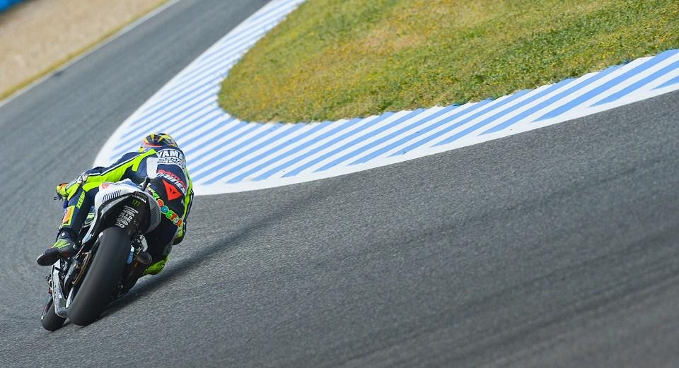 Валентино Росси Гран-При Испании 2013