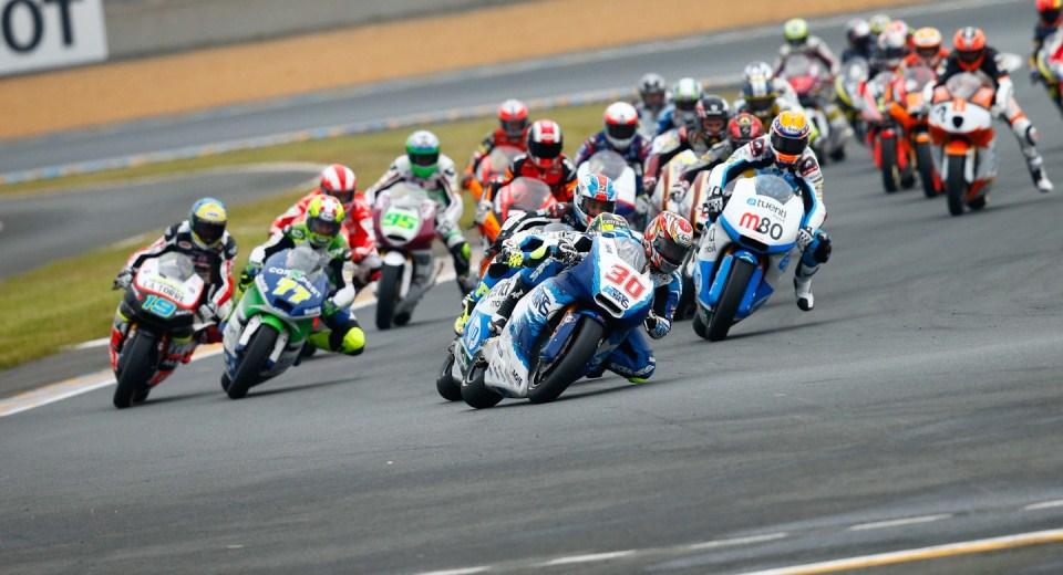 Moto2 Гран-При Франции в Ле-Мане 2013