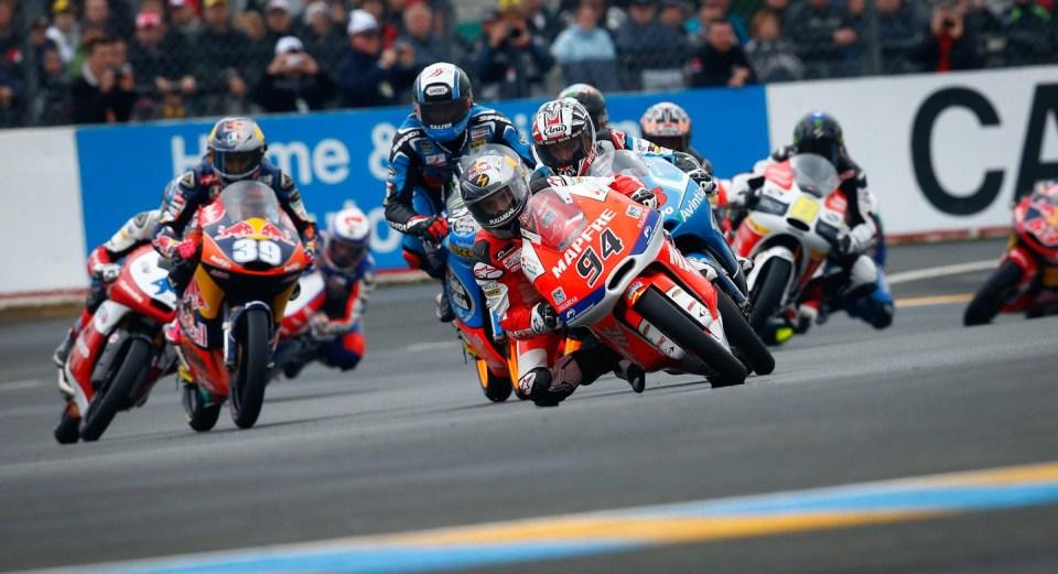 Moto3 Гран-При Франции в Ле-Мане 2013